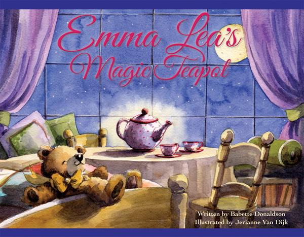 EMMA LEA'S MAGIC TEAPOT by Babette Donaldson