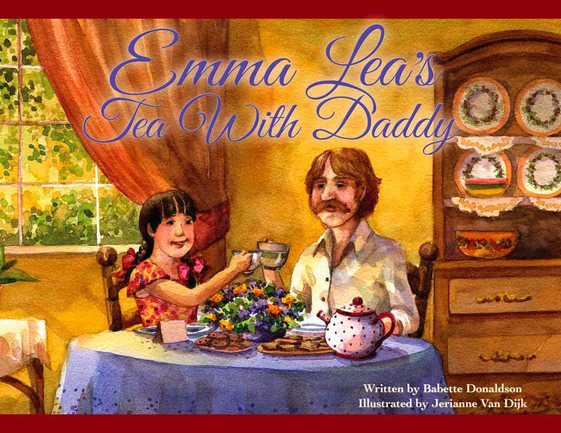Emma Lea's Tea With Daddy by Babette Donaldson