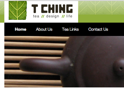 Tea blog, T-Ching