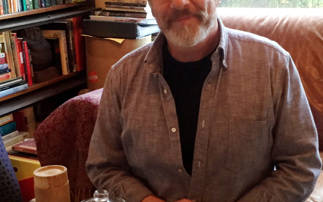 Tea Sipper Podcast #13: Lou Berkley