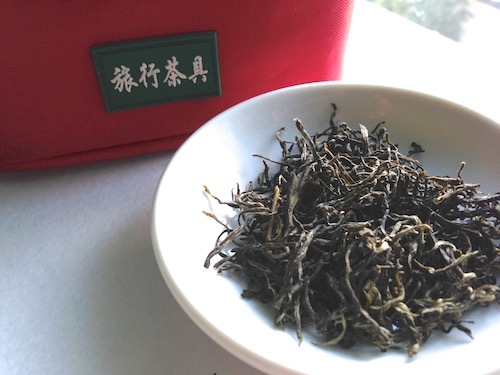 Huangtian-green tea