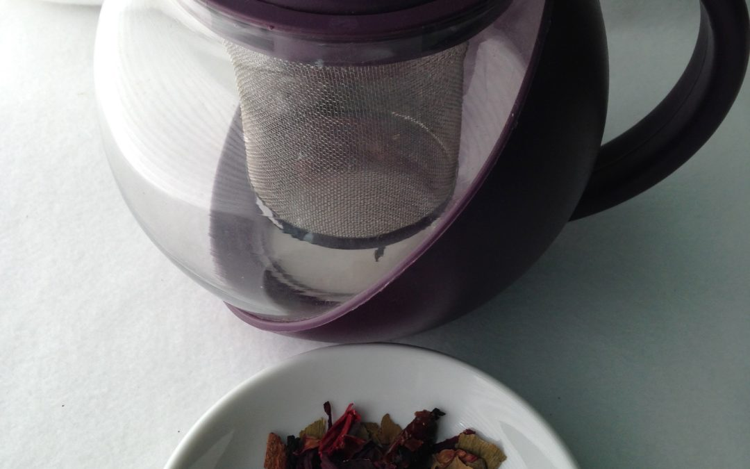 Month of Tea Brewing: Day 8