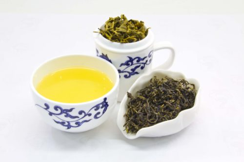 Black Fusion - A Doke Tea