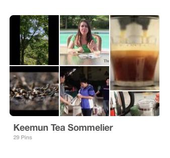 Pinterest Board_ Keemun Tea Sommelier