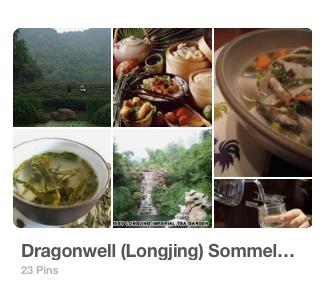 Dragonwell Sommelier Pinterest Board