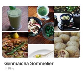 Pinterest Board: Genmaicha Sommelier