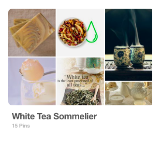 Pinterest- White Tea Sommelier