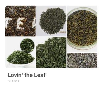 Pinterest Board: Loving The Leaf