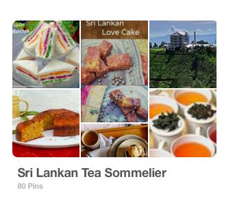 Sri Lankan Tea Sommelier