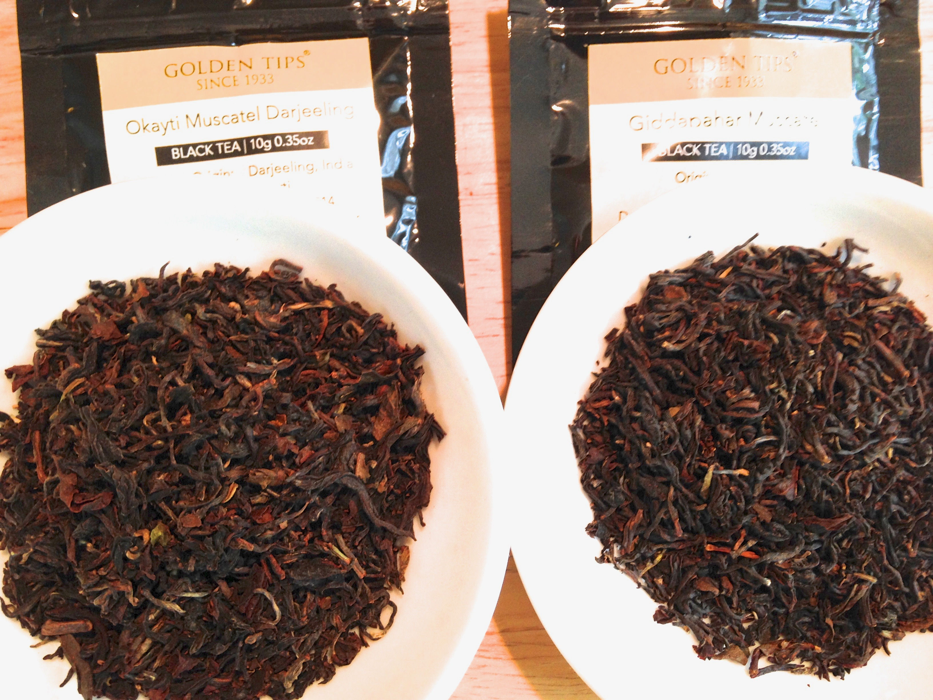 Darjeeling Samples