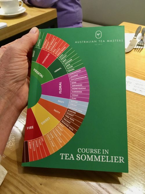 Course in Tea Sommelier