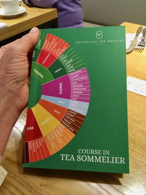 Course In Tea Sommelier by Sharyn Johnston