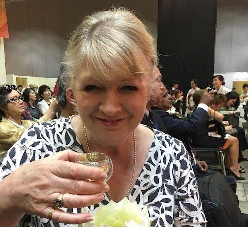 Tea Sipper Podcast 15: Sharyn Johnston