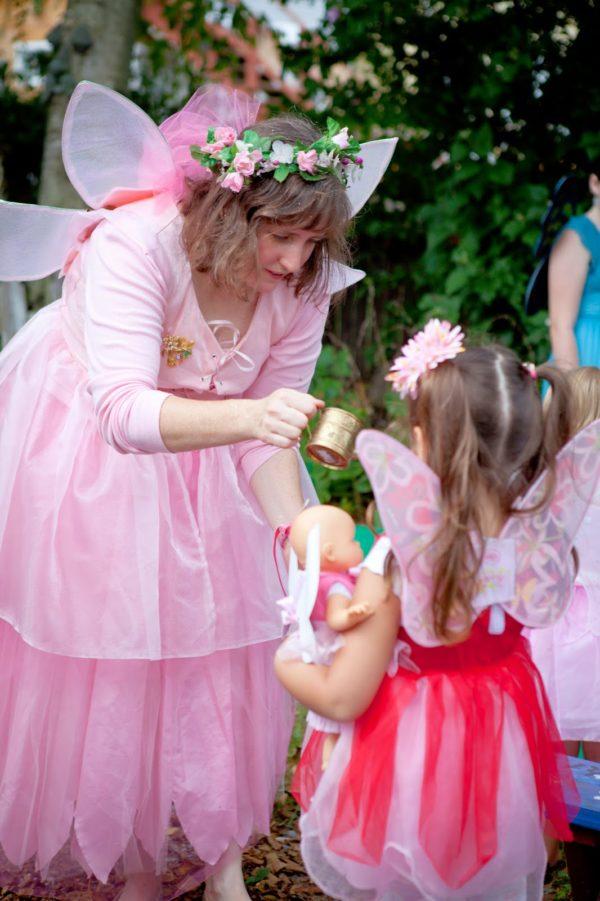 Annual Fairy Festival - Rosemary Tea House