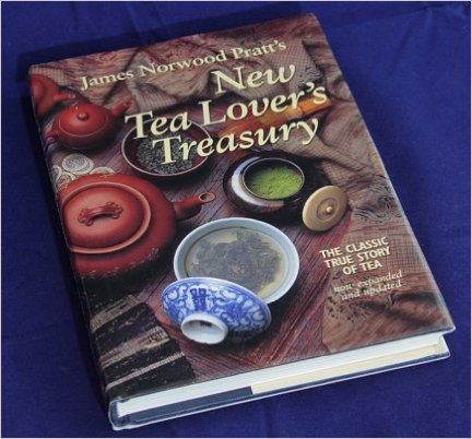 Book Review: New Tea Lover's Treasury