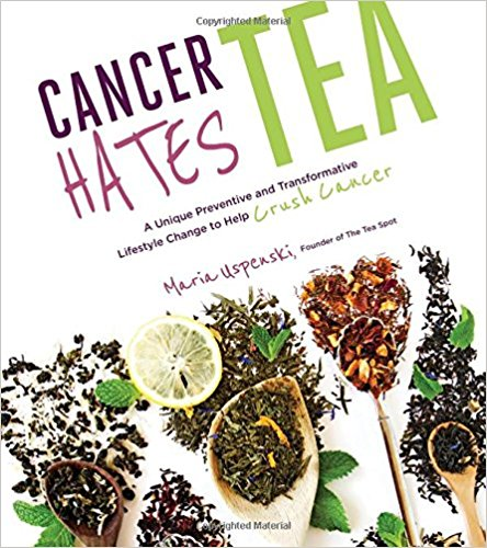 Book Review: Cancer Hates Tea by Maria Uspenski