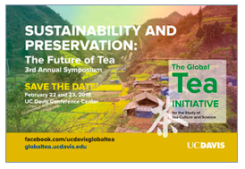 Global Tea Initiative – Sustainability and Preservation: The Future of Tea
